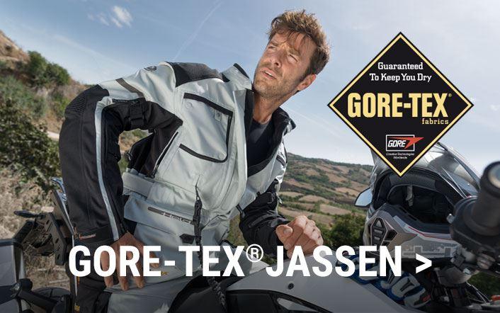 Gore-tex<sup>®</sup> jassen