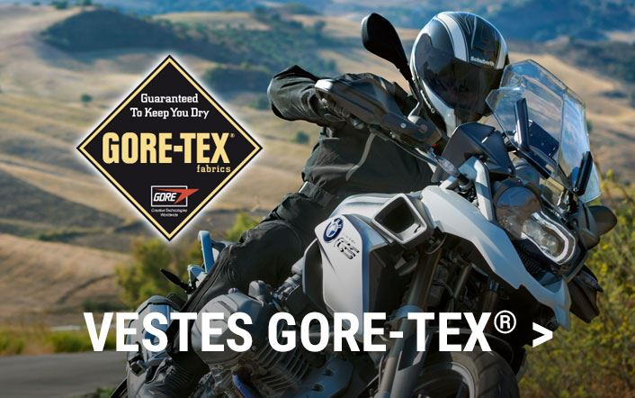 Vestes Gore-Tex<sup>®</sup>