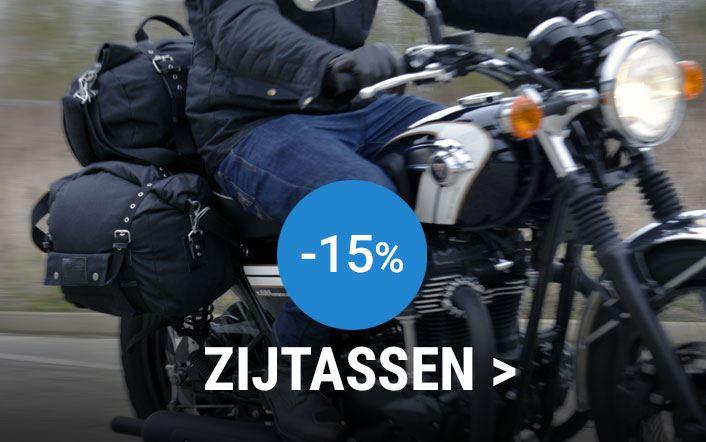 -15% op alle zijtassen