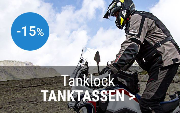 -15% op alle Tanklock tanktassen
