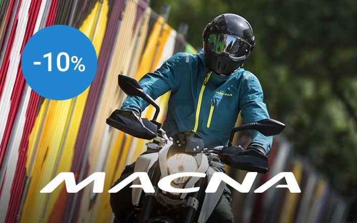 -10% op Macna
