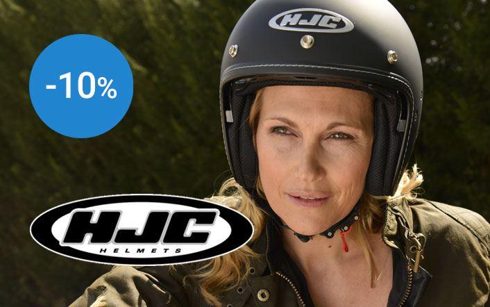 -10% sur HJC