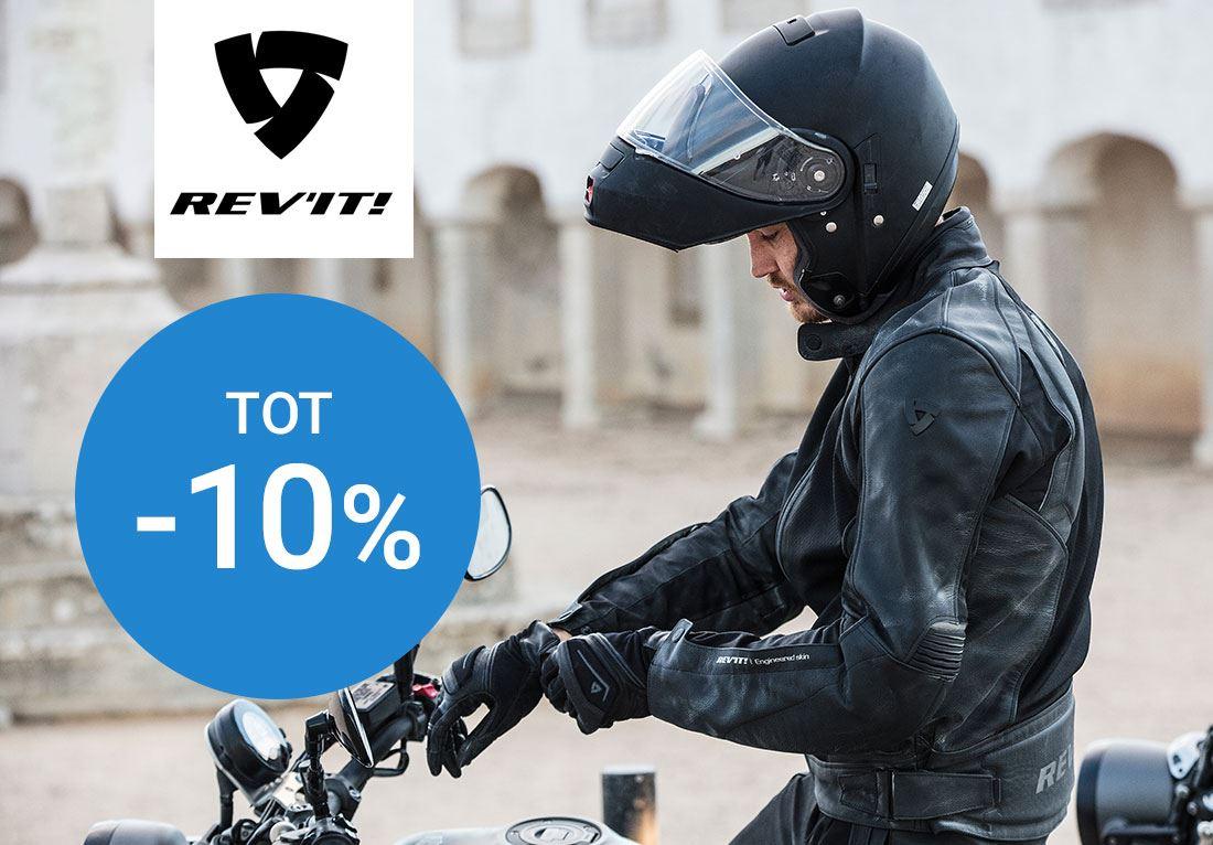 Tot -10% op Rev'it !