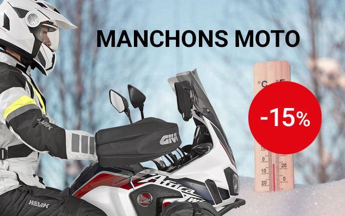 Manchons -15%