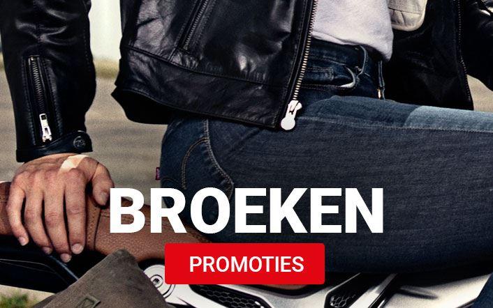Alle broeken in promotie
