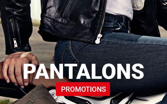 Tous les pantalons en promotion