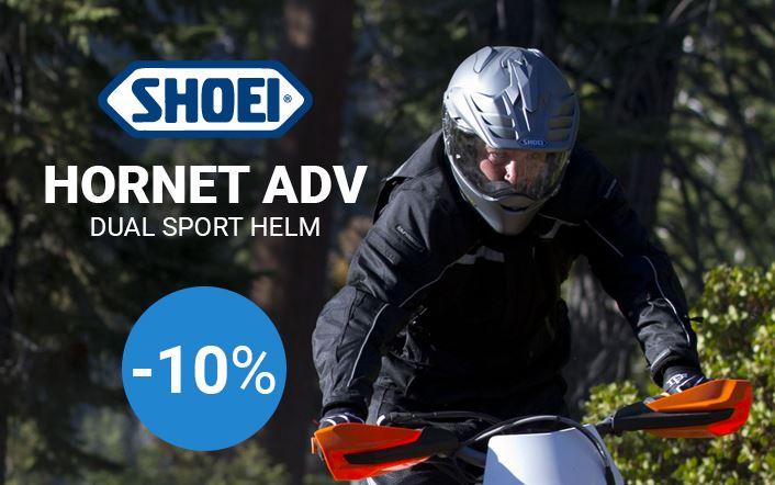 Shoei Hornet -10%