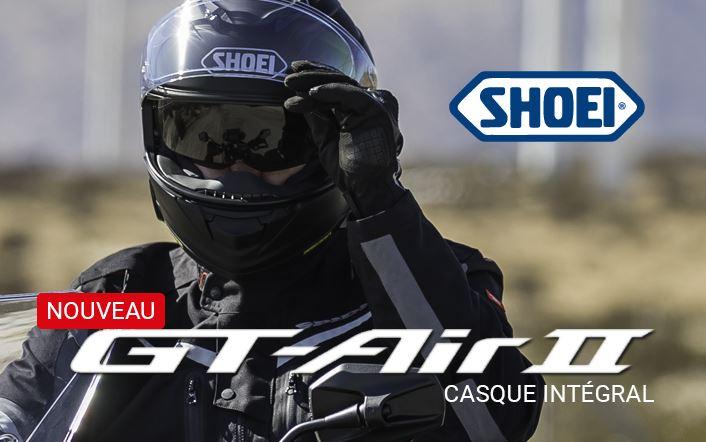 Shoei GT Air II nouveau
