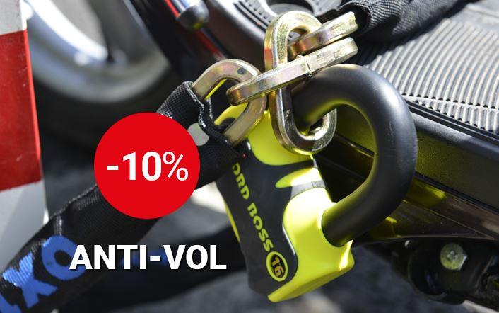 Antivols -10%