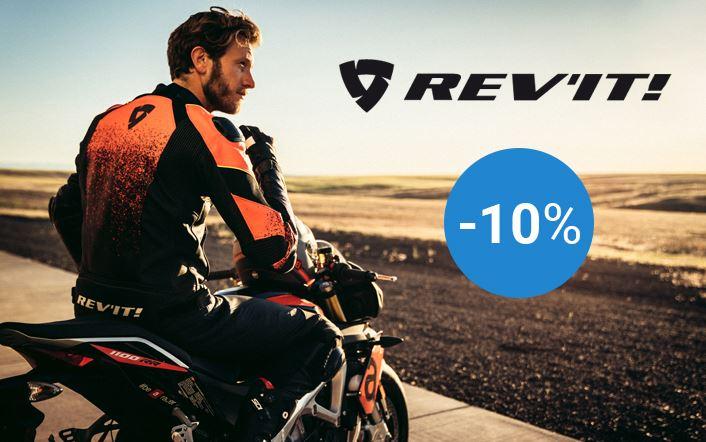 -10% op Rev'it! kledij