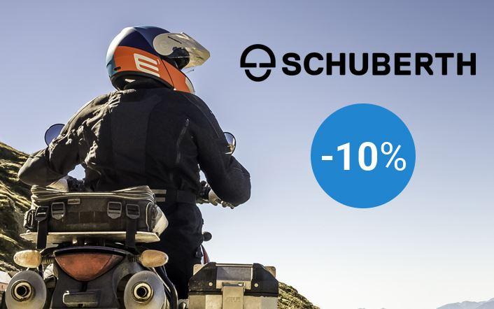 -10% op schuberth