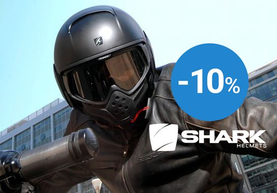 Shark -10%