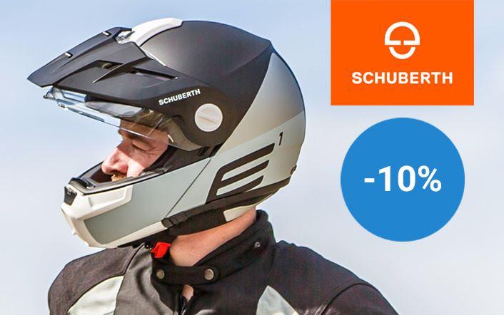 -10% sur Schuberth