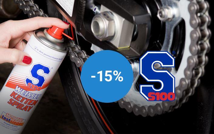 -15% op S100