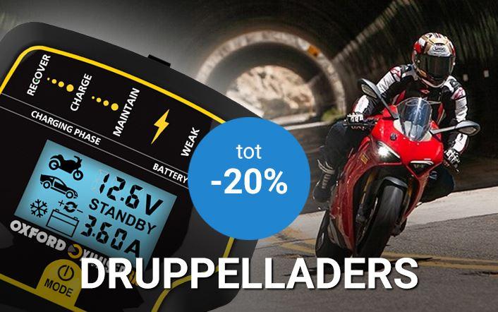 Batterijladers tot -20%