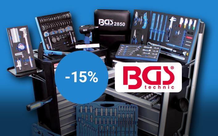 -15% op BGS