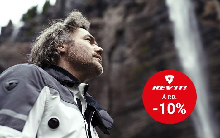 -10% sur Rev'it!