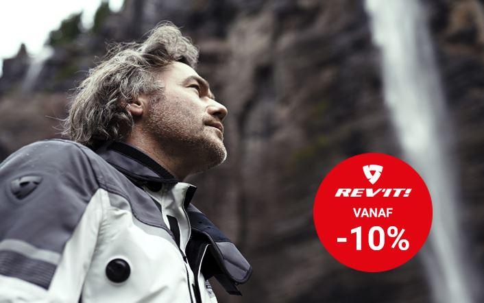 -10% op Rev'it!