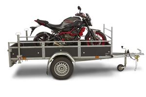 Wat heb ik nodig om mijn motor te transporten?