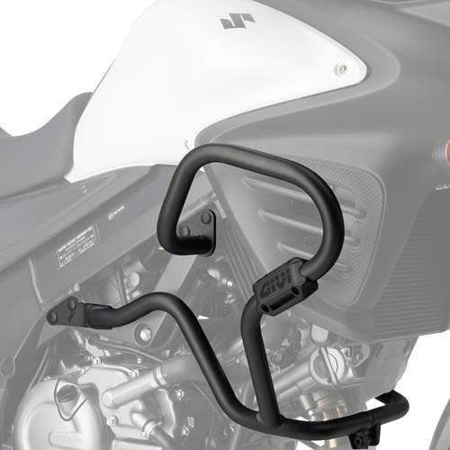 GIVI Stalen valbeugels onderzijde motor TN532