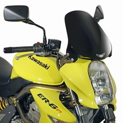 GIVI Windscherm - Naked bike