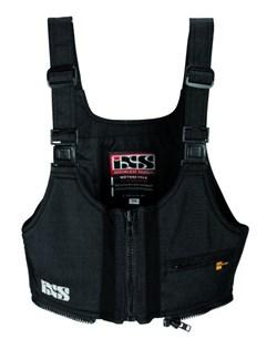 IXS : TEX-ZIP II - Zwart Heren