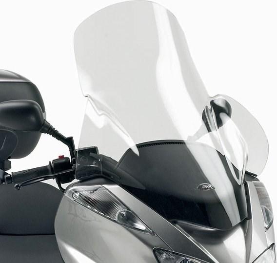 GIVI Verhoogd transparant windscherm - ST D137ST
