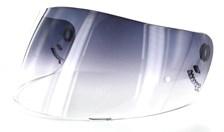 SHOEI Visières CX-1V Dégradée fumé (préparée Pinlock)