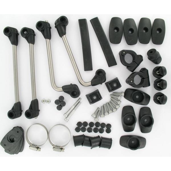 givi kit de fixation universel pour pare brise a240a rad eu. Black Bedroom Furniture Sets. Home Design Ideas