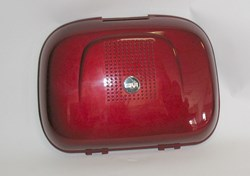 GIVI : E50 Couvercle - Rouge - Z50CR301