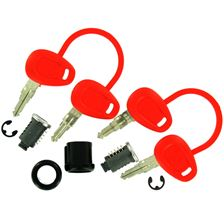 GIVI Slot 2 sloten Z227 met dezefde sleutels