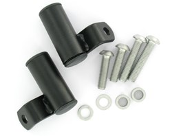 GIVI : Adaptor kit XA600 - Adaptor kit pour des guidons plats