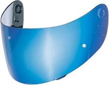 SHOEI Visières CX-1 Iridium Bleu (préparée Pinlock)