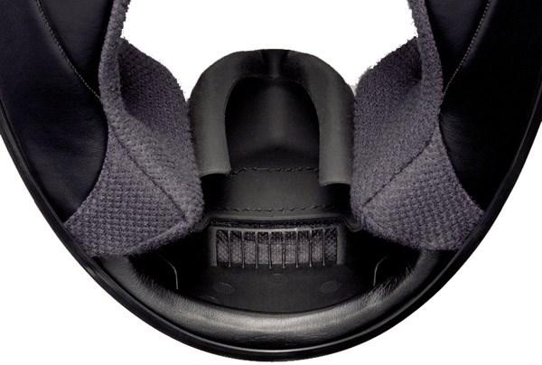 SHOEI X-Spirit I Air mask 3 (avec cordon) Noir