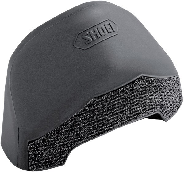 SHOEI XR-1100 Air mask 2 (zonder band) Zwart