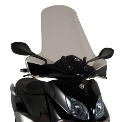 GIVI Verhoogd transparant windscherm - ST D439ST