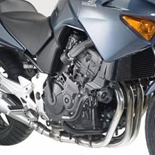 GIVI Crash bars en acier bas du moteur TN369