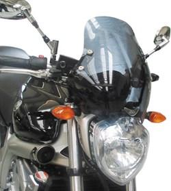 GIVI Getint windscherm excl. montagekit - D