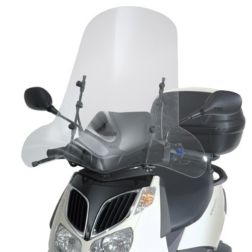 GIVI Windscherm  excl. montagekit 105A