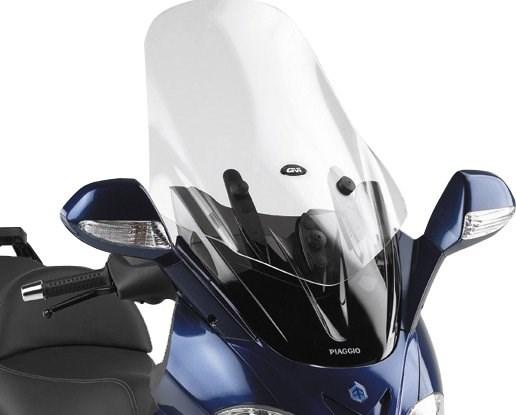 GIVI Verhoogd transparant windscherm - ST D229ST
