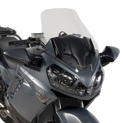 GIVI Verhoogd transparant windscherm - ST D407ST