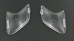 VEMAR : PPG zijplaten transp. - Transparant