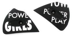 VEMAR : PPG vizier bevestiging - Mat zwart