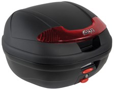 GIVI E340 Vision top case reflecteurs rouges