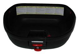 GIVI : E350 Onderschaal - Zwart gemonteerd