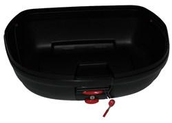GIVI : E450 Onderschaal - Zwart gemonteerd
