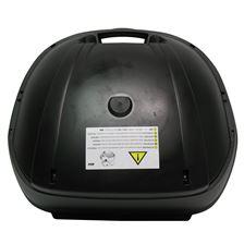 GIVI E370 Couvercle Non peint - Noir - Z370CNR