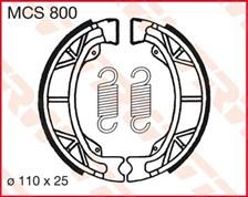 TRW Mâchoires de freins MCS800