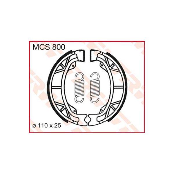 TRW Remschoenen MCS800