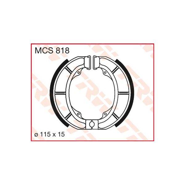TRW Remschoenen MCS818
